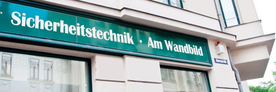 """Sicherheitstechnik """"Am Wandbild"""""""